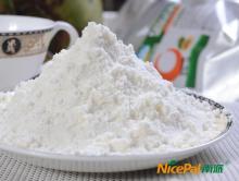 Natural coconut powder flavors