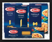 Barilla Pasta 500gr Mix types Available 100% Italian Origin
