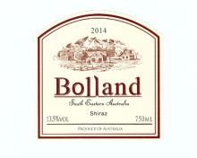 2014 BOLLAND SHIRAZ