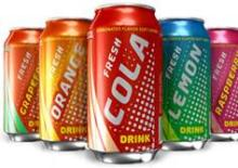 Flavor Carbonated Drink for drink