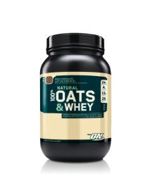 Optimum Nutrition 100% Natural Oats and Whey Milk Chocolate
