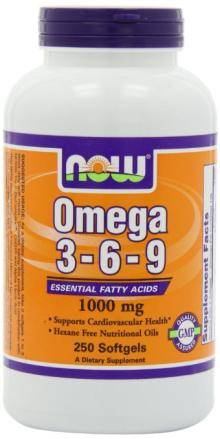 NOW Foods Omega 1000mg