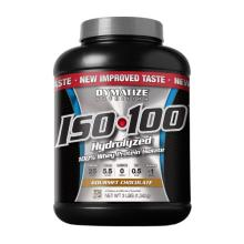 Dymatize Nutrition ISO 100 Hydrolyzed 100% Whey Protein