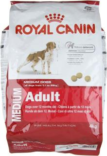 Offer Royal Canin Medium Adult Dog Food - 4 Kg