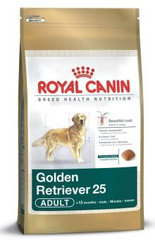 Royal Canin Golden Retriever 25 Dry Mix
