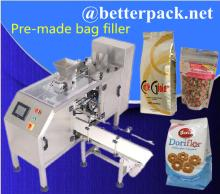 BT-250DM Pre-made  pouch   filling   sealing   machine  for pillow bag, stand-up  pouch  and zipper bag