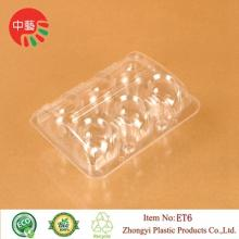 clear plastic clamshell blister fruit packaging