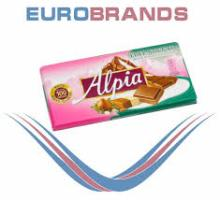 Alpia Edel Nougat 100g Different Sorts, Flavours and sizes are available