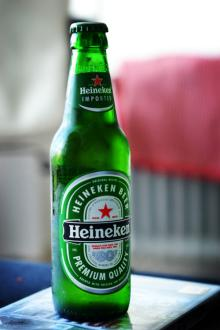 Holland Heineken Beer