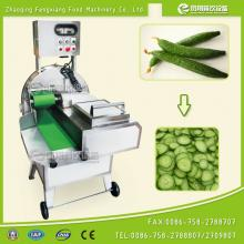 CE APPROVAL FC-306 stainless steel carrot piece slicing machine round piece chopping machine