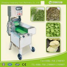 FC-305 factory price cucumber eggplant melons leek cutting slicing machine