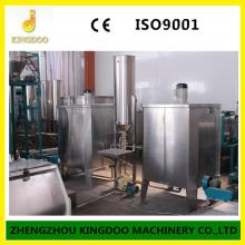 zhengzhou city henan province non-fried instant noodle machine from factory