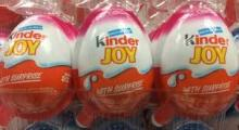 Kinder JOY, Egg, Chocolate