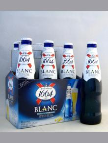 Kronenbourg Blanc in Bottles, Corona Beer and Cans
