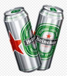 Canned Beer Heinekens