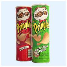 Pringle potato chips for sale