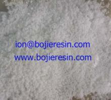 Ion exchange resin for for fractionation of 42 high fructose corn syrup, Mannitol, Sorbitol