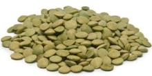 Green Lentiles