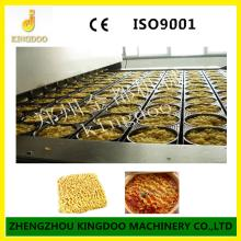 Full Automation Fried Instant Noodle Maker with High Quality