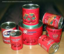 Copy of High quality canned tomato ketchup, Chinese origin, 70g*100tins