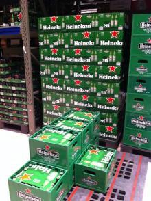Heineken Twist Off (24 bottles of 25 cl)