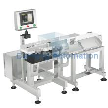 dynamic checkweigher machine for food and beverage