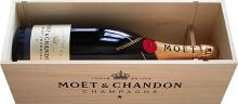 Grade A Moet & Chandon champagne at good price
