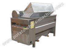 Electric  Potato   Chips   Frying   Machine