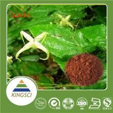 Natural Epimedium Leaf Extract Icariin 10% 20% aphrodisiac sex product
