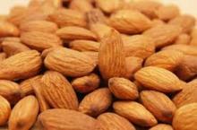 Sweet Almond kernels as like california almonds