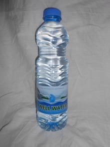 Natural mineral water 500ml