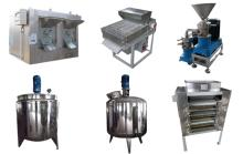 Peanut Butter Making Machine Product Line