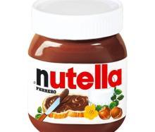 NUTELLA 350g  Jar  Chocolate  Cream