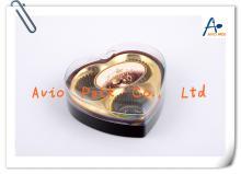 chocolate heart shape box