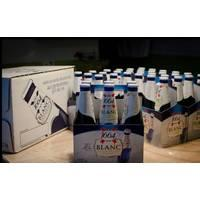 French Kronenbourg 1664 blanc in  Bottle s,  Corona  Beer and Cans