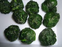 Copy of Chinese Hot Sale Frozen Spinach, IQF Spinach