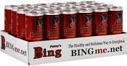 Bing Bing Energy Drink - 24 pack, 12 fl oz cans