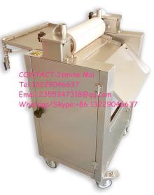 SQ-400 Semi-automatic Squid Peeling Machine/Squid peeler /Squid Removing Peeling Machine