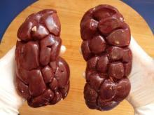 Processed Buffalo Meat