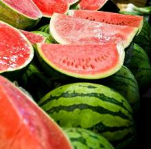 Large Sweet water mellons NOW AVAILABLE