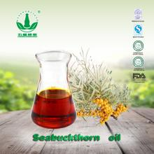 18 years GMP Manufacturer Supply Sea Buckthorn Oil
