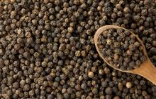 500-550g/l Vietnam Black Pepper