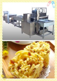Automatic Candy Making Machine in Snack Machinery