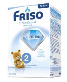 Friso Standaard, Friso Supplier, Friso Exporter
