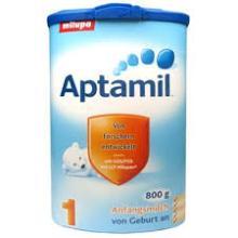 German Aptamil, Aptamil Exporter, Aptamil Supplier