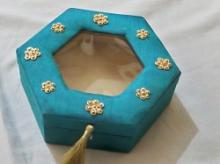 Handmade  decorative dry fruits box