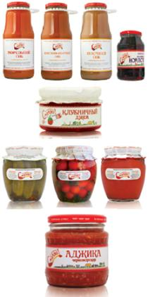 Canned Vegetables, Jams Juice and Fruit Drinks, Mushrooms, Dried Fruit