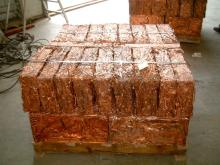 Copper Wire Scrap - 50% discount