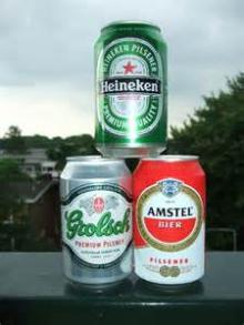 Heineken  beer  now in stock