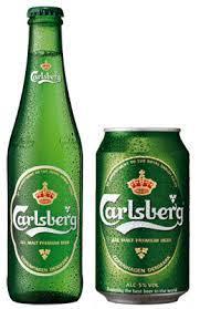 Carlsberg beer Holland